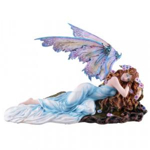 Statueta zana Sleeping Fairy 35cm