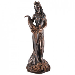 Statueta zeita norocului Fortuna 71cm