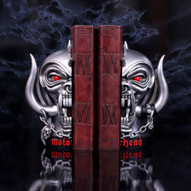 Suport lateral de carti / book end Motorhead Warpig 18cm