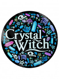 Tocator sticla Crystal Witch 31 cm