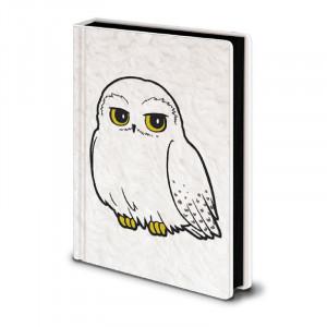 Agenda/Jurnal A5 licenta Harry Potter - Hedwig
