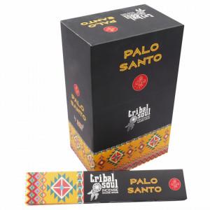 Betisoare de tamaie parfumate Tribal Soul- Palo Santo