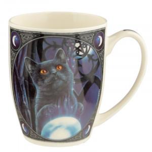Cana din portelan pisicuta Ucenica Vrajitoarei - Lisa Parker