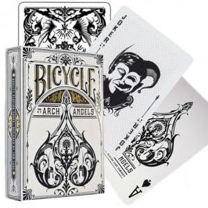 Carti de joc Bicycle Arhangheli