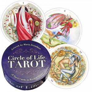 Carti de tarot Cercul Vietii