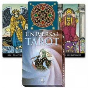 Carti de tarot universal, 22 carti
