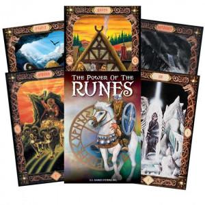 Carti tarot Puterea Runelor