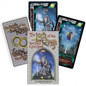 Carti tarot si de joc Stapanul Inelelor