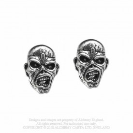 Cercei Iron Maiden: Piece Of Mind Studs