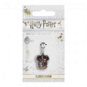 Charm placat argint licenta Harry Potter Casa Gryffindor