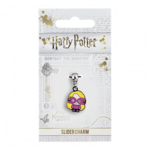 Charm placat argint licenta Harry Potter Luna