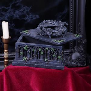 Cutie carti de tarot Dragon