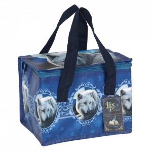 Geanta izoterma cu lup, design Lisa Parker - Gardianul Nordului