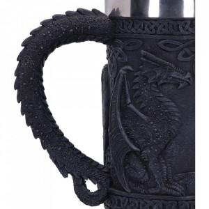 Halbă dragon Aripă neagră