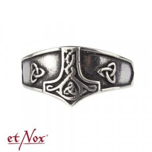Inel argint Ciocanul lui Thor R449