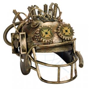 Masca steampunk Baseball Helmet
