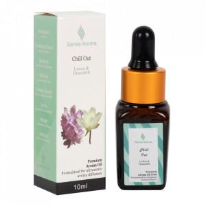 Mix premium de uleiuri pt aromaterapie Chill Out( Lotus si Hyacinth) 10ml