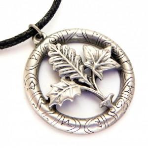 Pandantiv Rune pe copacii sacri