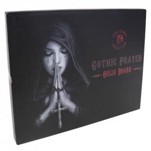 Placa Ouija Spirit Board Rugaciune Gotica - Anne Stokes