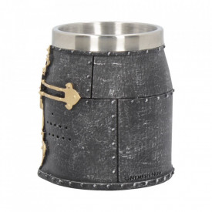 Set 4 pahare shot Cavaler Cruciat
