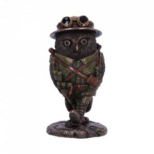Statueta bufnita Oscar Whisky Lima 10.5cm