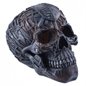 Statueta craniu Batalia 17cm