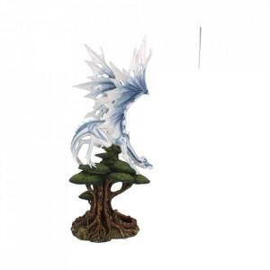 Statueta dragon de gheata Sapiens 56 cm