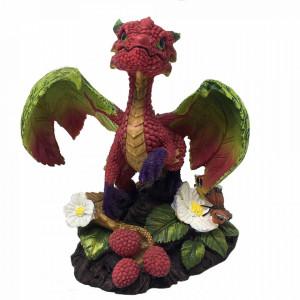 Statueta dragon Raspberry - Stanley Morrison 12cm