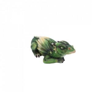 Statueta Dragonel Emerald Dreaming 31 cm