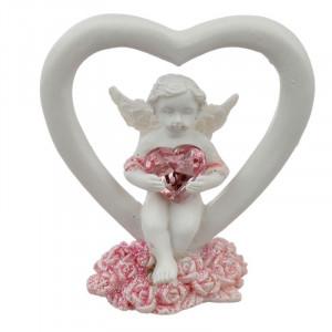 statueta ingeras in inima