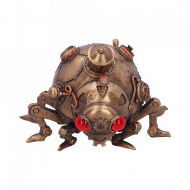 Statueta steampunk Steam Bug 20 cm
