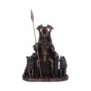 Statueta zeul nordic Odin