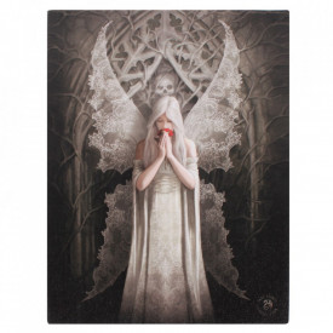 Tablou canvas, Doar Dragostea Ramane, 19x25cm - Anne Stokes
