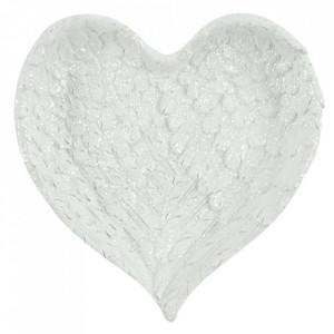 Tavita bijuterii/monede in forma de inima Aripi de Inger