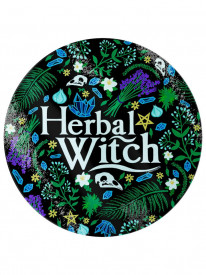 Tocator sticla Herbal Witch 30 cm