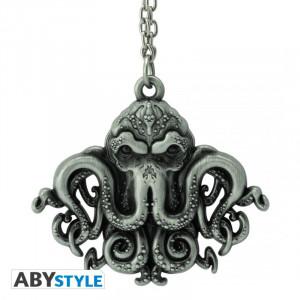Breloc metal monstru marin - Cthulhu