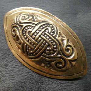 Brosa bronz stil Medieval