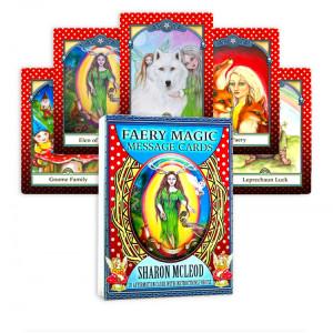 Carti motivationale Faery Magic