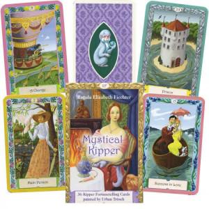 Carti Oracol Mystical Kipper