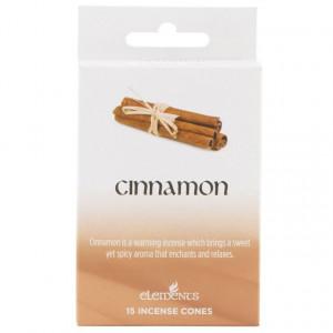 Conuri tamaie parfumata Elements - Scortisoara