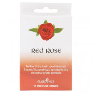 Conuri tamaie parfumata Elements - Trandafiri
