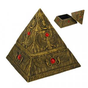 Cutie Bijuterii Piramida egipteana 19 cm