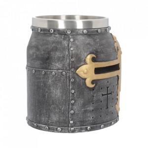 Halbă Coif medieval