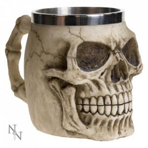 Halba Grinning Skull