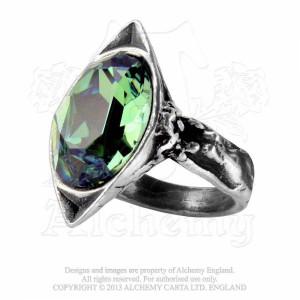 Inel Absinthe Fairy Spirit Crystal  (L-T)