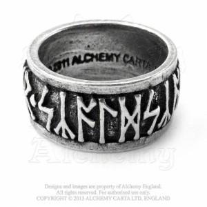 Inel Cercul cu rune (Q-Z1)