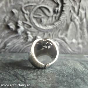 Inel gheara Onyx Eye