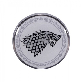 Insigna Game of Thrones - Casa Stark