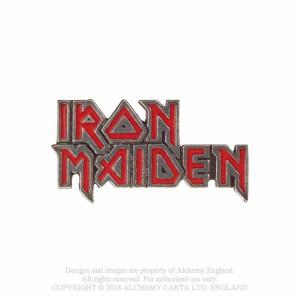 Insigna Iron Maiden
