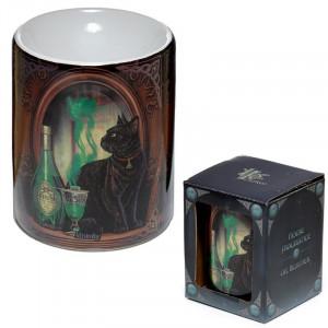 Lampa aromaterapie pisicuta Absinthe - Lisa Parker